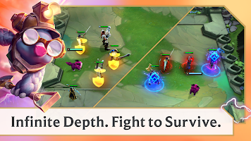 Screenshot 2: Teamfight Tactics: Jeu de Stratégie League of Legends