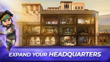 Screenshot 3: Assassin's Creed Rebellion