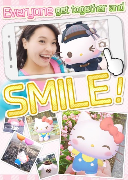 Screenshot 3: tomotoru~凱蒂貓與幸福生活~