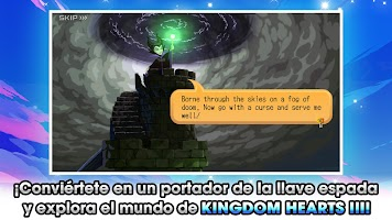 Screenshot 2: KINGDOM HEARTS Union χ[Cross]   Inglés