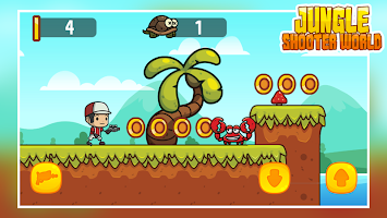 Screenshot 2: Jungle Shooter World