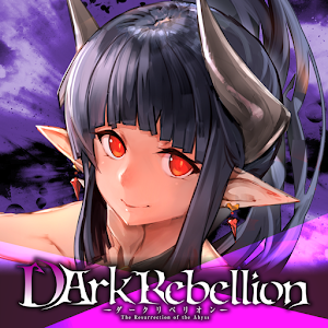 Icon: Dark Rebellion(日版)