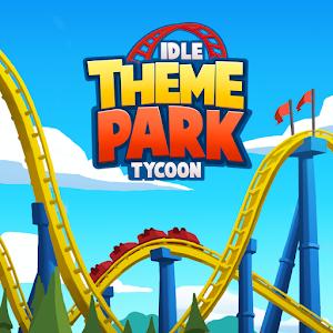 Icon: Idle Theme Park Tycoon - Recreation Game