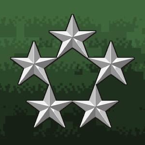 Icon: 军衔徽章 养成游戏