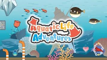 Screenshot 1: Aquatic Life Adventures