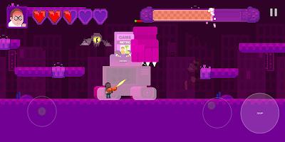 Screenshot 3: Newtro Shock