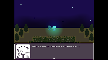 Screenshot 3: lilac & her light