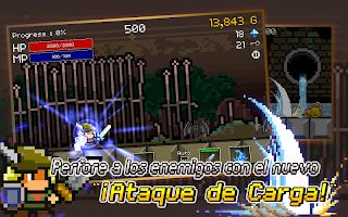 Screenshot 4: 進攻的勇士Advanced!