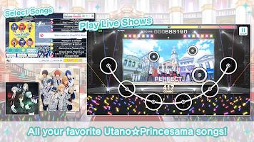Screenshot 1: Utano☆Princesama: Shining Live (Global)