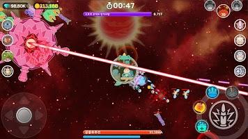 Screenshot 2: Baby Hero: Shooting Defense