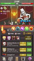 Screenshot 3: Homeless Demon King(Idle Game)