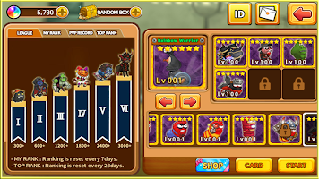 Screenshot 2: Larva Heroes2: Battle PVP