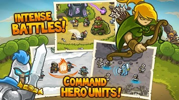 Screenshot 4: Kingdom Rush
