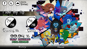 Screenshot 2: Deemo
