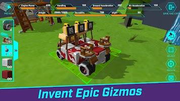 Screenshot 1: QUIRK - Craft, Build & Play