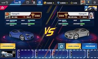 Screenshot 3: Street Racing HD