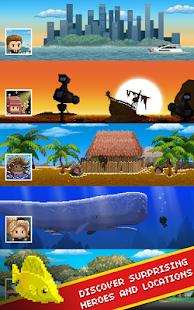 沙漠荒島釣魚樂