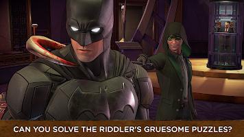 Screenshot 1: 蝙蝠俠:內部敵人