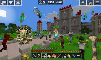Screenshot 2: 플래닛크래프트: 마인크래프트 건설 서바이벌 온라인게임