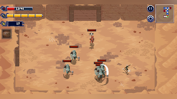 Screenshot 2: Innocent Warrior