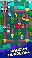 Screenshot 2: Yokai Dungeon
