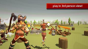 Screenshot 2: Viking Village
