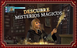 Screenshot 4: Harry Potter: Hogwarts Mystery