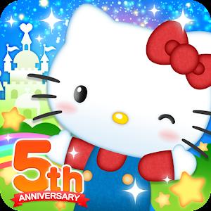 Icon: Hello Kitty World - Fun Game