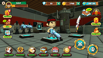 Screenshot 2: 最終決戰 : 強力植物