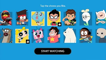 Screenshot 1: Cartoon Network App
