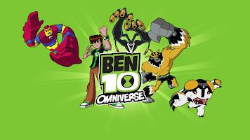 Screenshot 1: Ben 10: Omniverse FREE!
