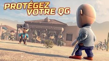 Screenshot 1: Pocket Troops: Stratégie RPG