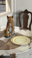 Screenshot 3: Escape Game:Cats in Italy