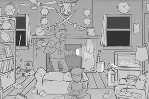 Screenshot 4: Whack the Thieves