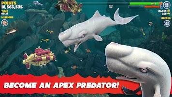 Screenshot 4: Hungry Shark Evolution   Global