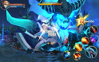 Screenshot 1: Sword of Chaos