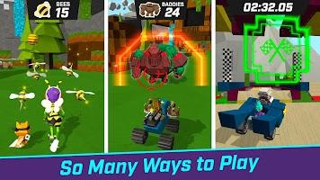Screenshot 4: QUIRK - Craft, Build & Play