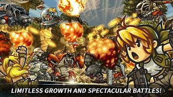 Screenshot 3: Metal Slug Infinity : Idle Game | Global