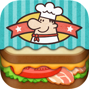 Icon: 그림책 속 샌드위치 상점 - Happy Sandwich Cafe