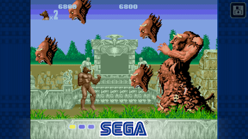 Screenshot 1: Altered Beast