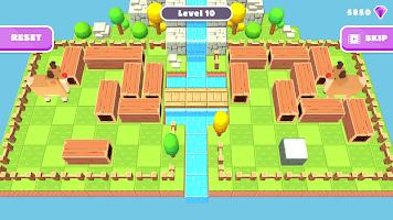 Screenshot 2: Pet Rescue : Sliding Puzzle