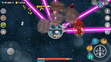 Screenshot 4: Baby Hero: Shooting Defense