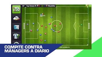 Screenshot 4: Top Eleven 2019 - Mánager de Fútbol