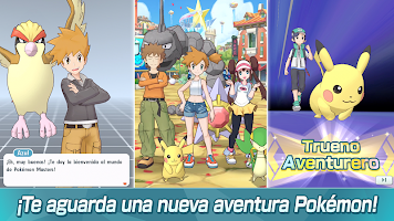 Screenshot 1: Pokémon Masters