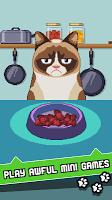 Screenshot 1: Grumpy Cat's Worst Game Ever