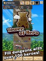 Screenshot 3: Tower of Hero