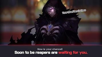 Screenshot 1: Reaper High: A Reaper's Tale