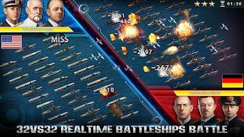 Screenshot 4: Sea of War