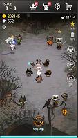 Screenshot 2: 데빌에볼루션 - 악마키우기
