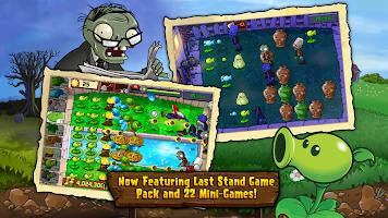 Screenshot 4: Plants vs. Zombies FREE